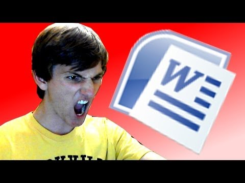 Microsoft Word in real life