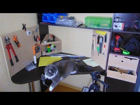 Моя мастерская на письменном столе / своими руками