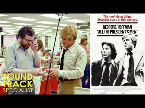 Alan J. Pakula | All The Presiden'ts Men (1976) | Pressure And The Press