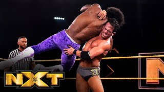Velveteen Dream vs. Roderick Strong - NXT North American Title Match: WWE NXT, Sept. 18, 2019
