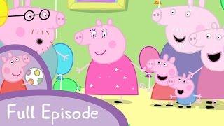 Peppa Pig - Mummy Pig's Birthday (full episode)