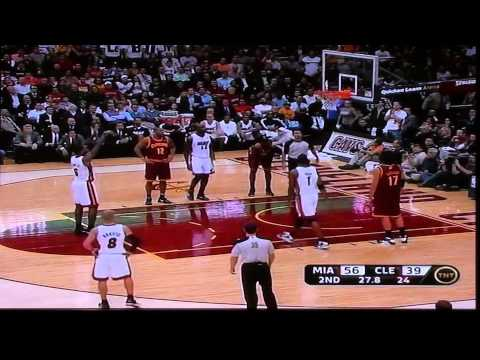 Lebron James  vs Cleveland Cavaliers Highlights 1/2. Return to Cleveleland.