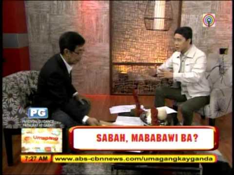 Punto por Punto: Sabah, mababawi ba?