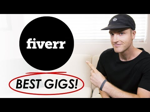 Best Fiverr Gigs for YouTubers and Entrepreneurs — 7 Fiverr Tips and Tricks