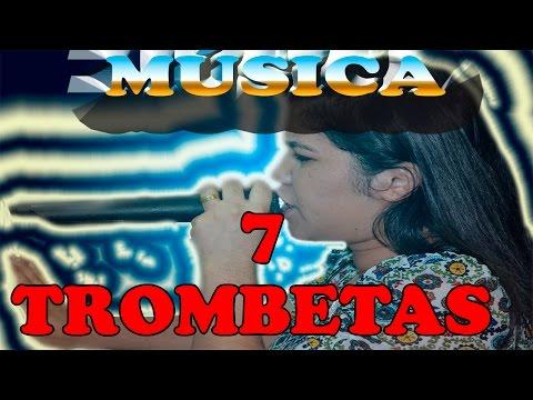 7 Trombetas musica de arrebatamento Lauriete – Priscila Cavalcante