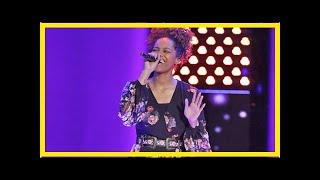 Download Lagu Breaking News | Spensha Baker ('Better Man'): 'The Voice' Top 11 performance showcases her talent a Gratis STAFABAND
