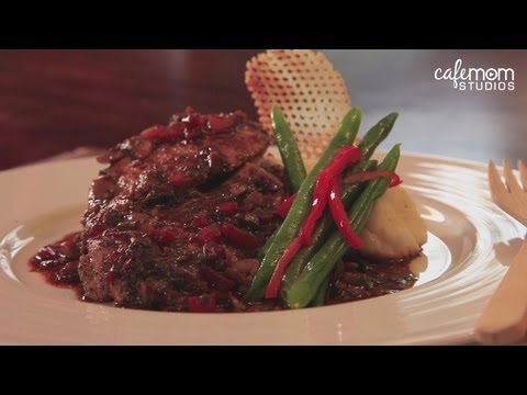 Chicken Chasseur with Boursin Mashed Potatoes and Green Beans – Dinner Boot Camp – Episode 2