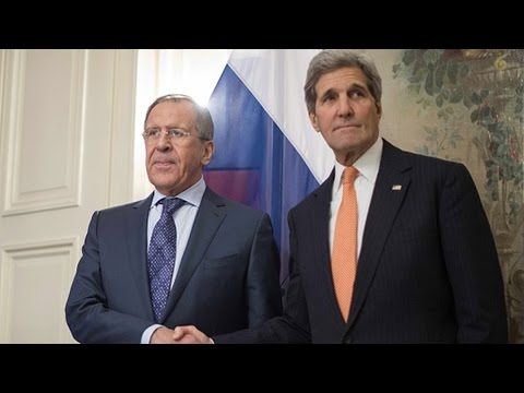 Sergei Lavrov: Need for Normalcy Between U.S., Russia