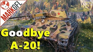 NOT an A-20 Tank Review - World of Tanks