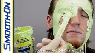 Lifecasting Tutorial - Molding a Face with Body Double SILK Easy Release Silicone