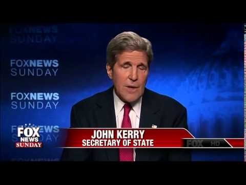 John Kerry's Hot Mic Reaction To Gaza: 'Hell Of A Pinpoint Operation'
