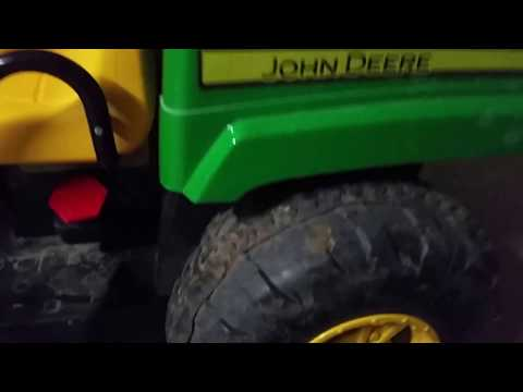 Power Wheels Modification - Adding Traction to Tires - Off Roading
