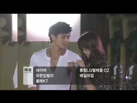 Snsd & 2pm Cabi Song (caribbean Bay ) Cf Bts Making Film video