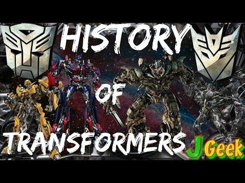 История Трансформеров | Transformers
