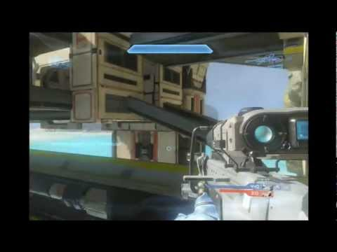 Halo 4 Matchmaking [team Snipers, Swat, Flood] video