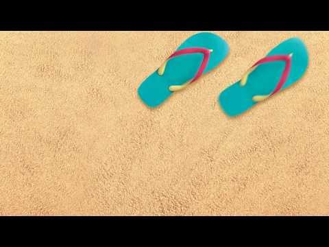 Summer Travel Tip - Keep the flip flops