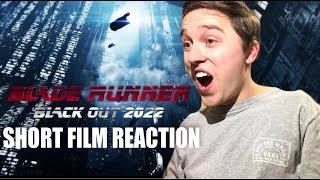 Blade Runner Black Out 2022 Short Film Reaction