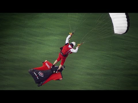 The Wingsuit Flying Carpet - Team Betsafe