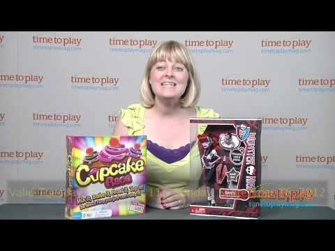 Real Reviews | Win & Review New Toys | September 11, 2012 - September 16, 2012