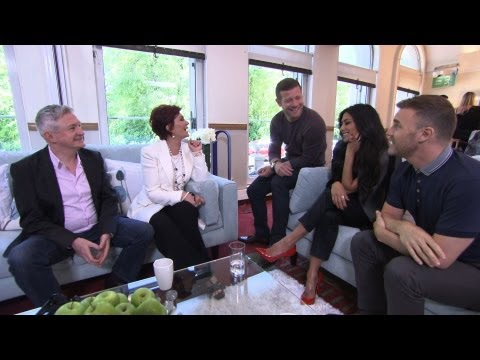 EXCLUSIVE! Dermot speaks to the 2013 X Factor Judges! - The X Factor UK 2013