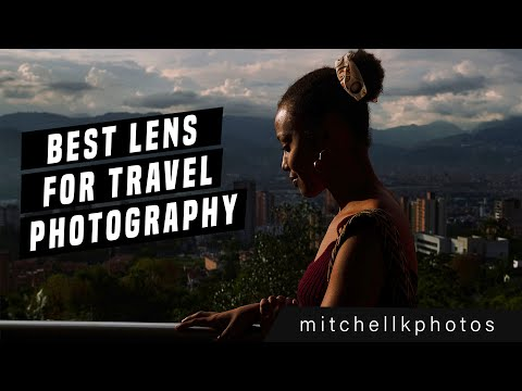 Best lens for travel photography (2018)