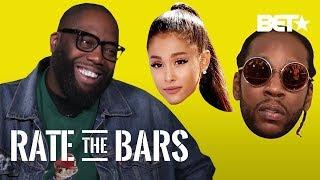 "Killer Mike Calls 2 Chainz' Bars ""Nasty,"" & Dismisses Ariana ""7 Rings"" Lyrics | Rate The Bars"