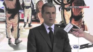 Parigi 2012: Nuova Toyota Auris e Lexus LF-CC