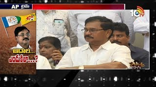 ఆదాల.. ఎందుకిలా?   Nellore TDP MLA Candidate Adala Prabhakar Reddy Joins YSRCP  News