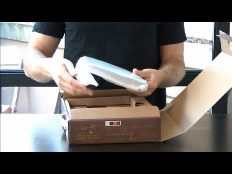 0 Unboxing the Eee PC X101   Episode 19