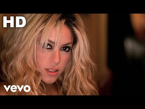 Shakira - Underneath You Clothes