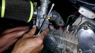 Tự canh chỉnh bình xăng bông mai tại nhà | Trai Bình Thuận Channel