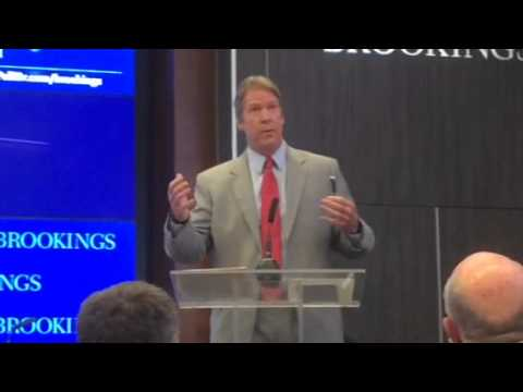 Major Garrett Explains the Current News on Iran Deal at Brookings