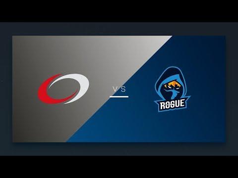 CS:GO - compLexity vs. Rogue [Overpass] Map 1 - NA Day 3 - ESL Pro League Season 6