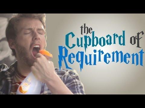 Cupboard of Requirement | MATTHIAS ft. Kyle Hatch