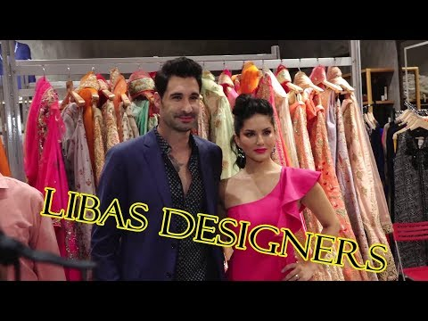 Sunny Leone to host first pop up Star Struck store with  Libas Designers Reshma and Riyaz Gangji