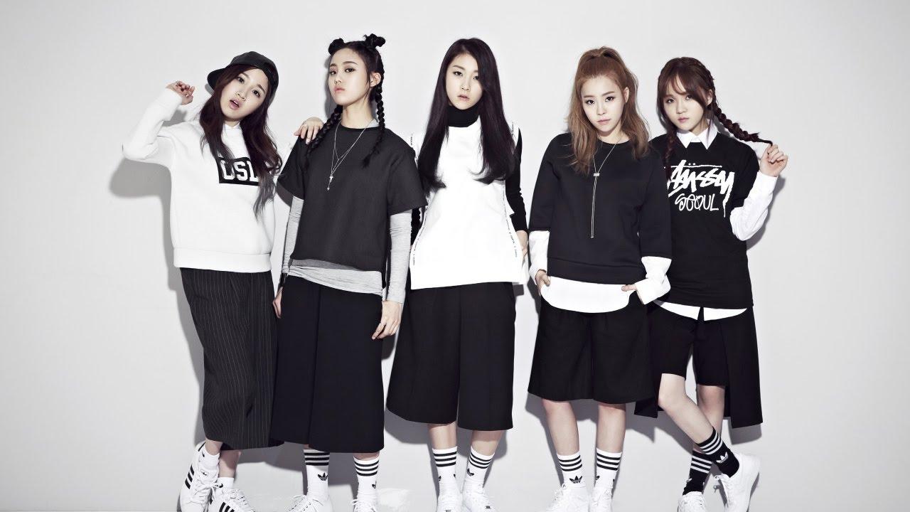 Топ-20 самых влиятельных k-поп групп 2016 года по версии tumblr