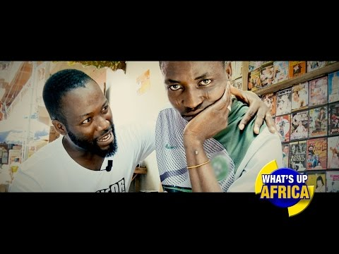 What's up Africa - Sponsor a pirate - Ghana film industry