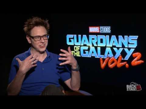 Director James Gunn Talks GUARDIANS OF THE GALAXY VOL. 2 And Teases Vol. 3!