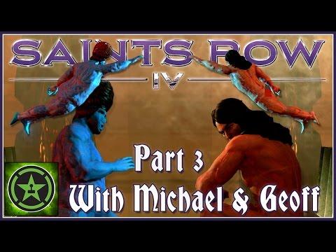 Let's Play Saints Row IV: Re-Elected Part 3