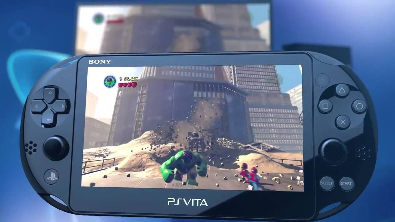 PS4 Remote Play on PS Vita - Inside PS4 #4theplayers - YouTube