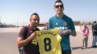 La historia de Santi Lara y Cazorla