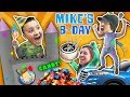 Michael S 9th Birthday Party Animals FUNnel V Birthday Vlog mp3
