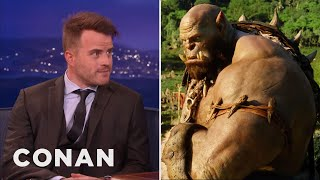 "Robert Kazinsky: ""World Of Warcraft"" Saved My Life  - CONAN on TBS"