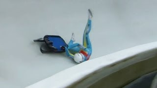 Luge Relay fails from Winterberg - Universal Sports