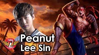 Peanut picks Lee Sin