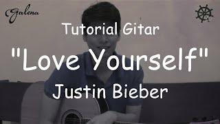 5 MENIT Belajar Gitar (Love Yourself - Justin Bieber)