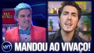 Felipe Neto AFIRMA: Castanhari, Zóio e Rezende são os PIORES YouTubers do Brasil