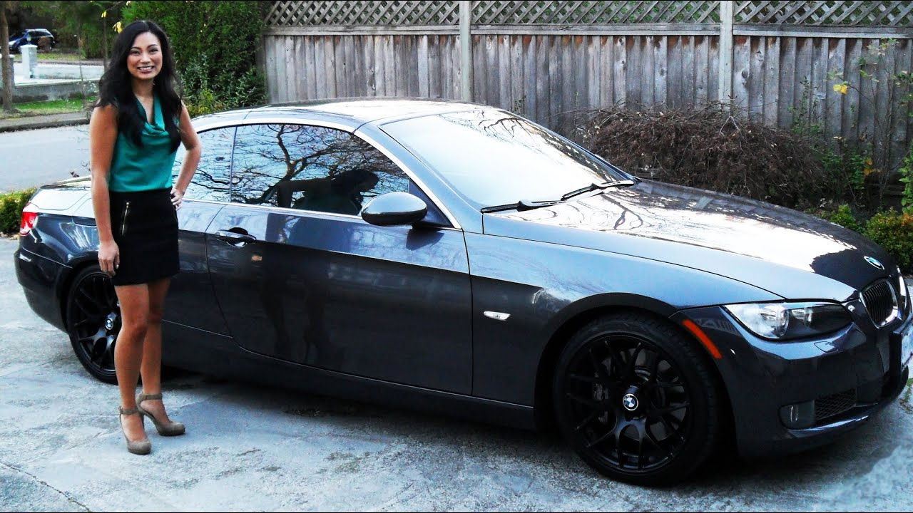 Bmw 335I Convertible >> Car Window Tinting BMW 335 Convertible Before and After - YouTube