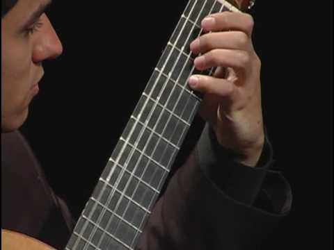 Leo Brouwer - Tres Apuntes