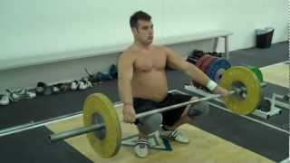 Lower Body Flexibility For Weightlifting